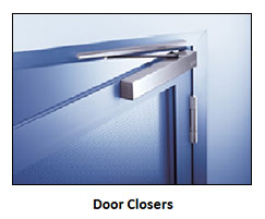 Penrith Locksmiths uses and recommends only the vey best quality door closers.