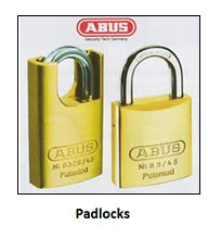 Penrith's first choice for safe and secure padlocks.